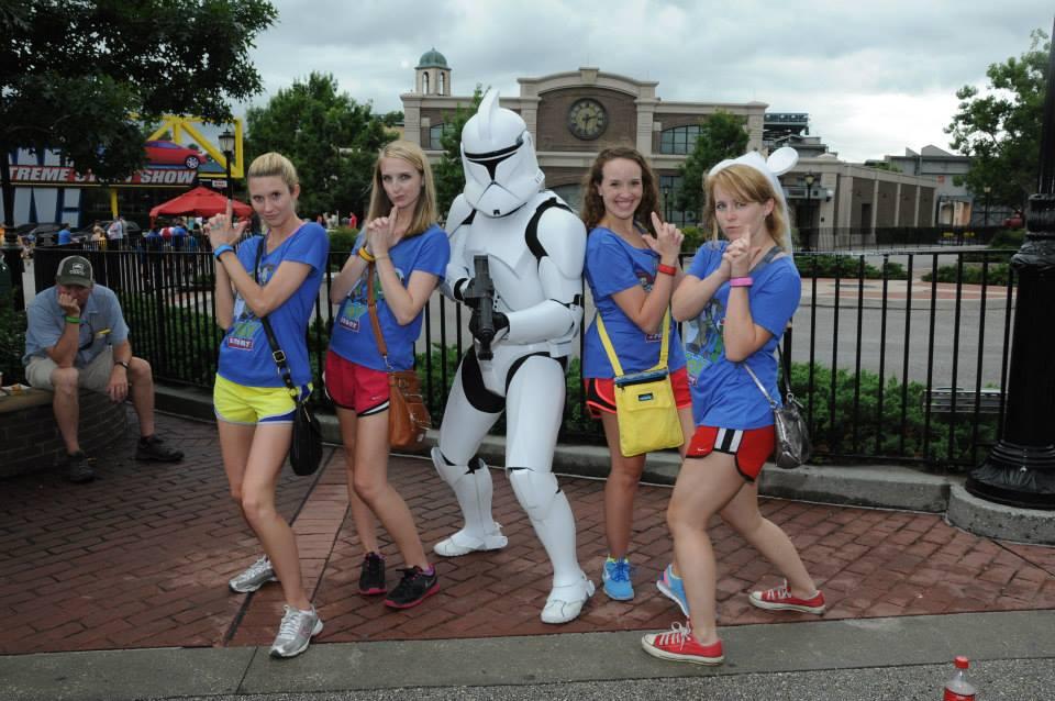 Star Wars Weekends 2014 aka the best bachelorette trip ever